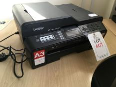 Brother MFC-J6520DW A3 inkjet printer and scanner