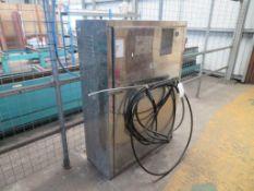 Brit clean pressure washer model 1500, s/n 301096