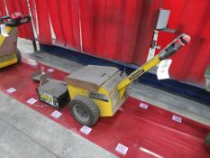 Master Mover MP50-400 battery operated pedestrian pusher s/n 7124 yom 2009 with MM Microprocessor
