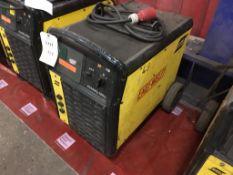 Esab Mig 500tw welder s/n 215-612-3044 (advised faulty)