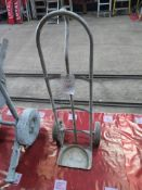 Paint can trolley