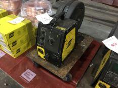 ESAB Feed 304w wire feeder s/n 620-703-3771 (advised faulty)