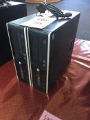 Two HP Compact Elite 8300 computers (Windows 8 and Intel i3 processor) Please Note: All HDD and