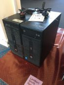 HP ProDesk 400 computer(Windows 8 and Intel i3 processor) Please Note: All HDD and SSD removed