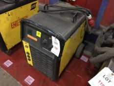 Esab Mig 500tw welder s/n 215-433-1360 (advised faulty)