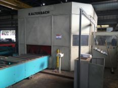 Kaltenbach KC1201 plasma coping machine