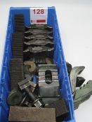 Various machine clamps