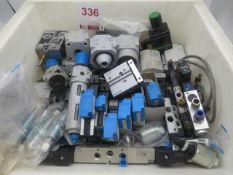 Various pneumatic fittings