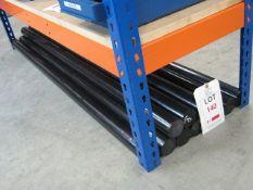 10 x 1.5M lengths nylon 66 , 60mm diameter