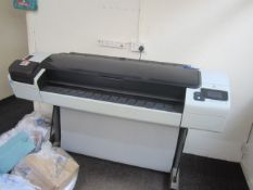 HP Designjet T1300 plans printer