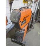 Kemppi Fast Mig M420 mig welder, serial no. 2694678, with Fast Mig MXF65 wire feeder, serial no.