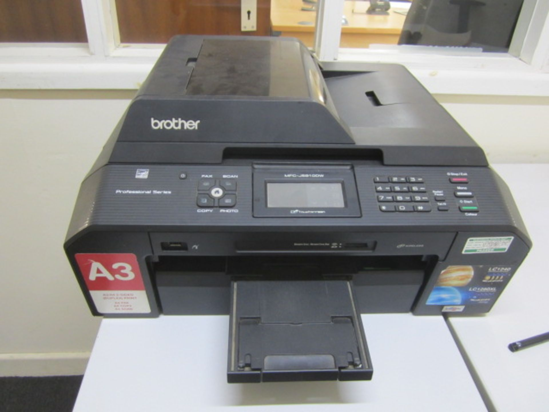 Brother MFC-J5910 DW fax, scan, copy and copier