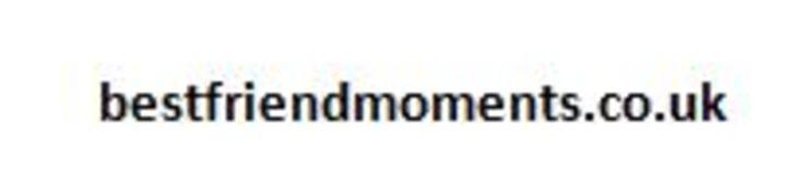 Domain name: bestfriendmoments.co.uk, Expiry date: 03/06/2022