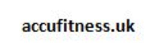 Domain name: accufitness.uk, Expiry date: 22/07/2021
