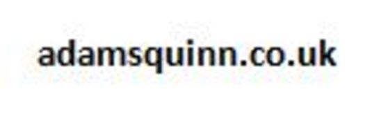 Domain name: adamsquinn.co.uk, Expiry date: 04/01/2022
