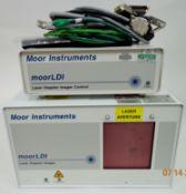 Moor Instruments MoorLDI Laser Doppler Imaging system, S/N CB132