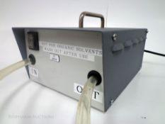 PGRD Pump Model VP1, S/N 001.