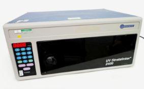 Stratalinker UV 2400 Crosslinker