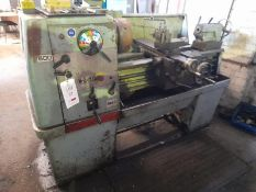 "Colchester Triumph 2000TR SS and SC gap bed lathe, Serial No: 6/0083/22373, 32"" between centres,"