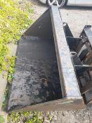 Albutt A026-50 0.75 cubic metre excavator bucket, Serial No: 42888, 1.5 width x 700m.(Please note: