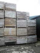 Twelve various potato boxes, as lotted (Please Note: Purchaser will be required to provide us with