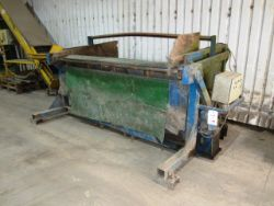 Seed Potato Sizing and Grading Line