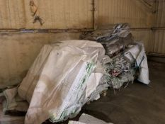 Quantity of 1 ton potato bags, circa 100 (Please Note: Purchaser will be required to provide us with