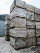 Ten various potato boxes, as lotted (Please Note: Purchaser will be required to provide us with an