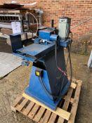 Graule AKF 6/250 end milling machine, single blade s/n 1994-09