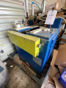 Schuco corner jointing machine, art no. 293050, Y.O.M 1994, s/n 1553