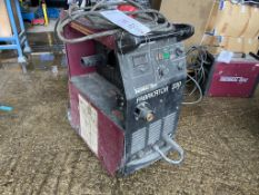 Thermal Arc Fabricator 330 mig welder s/n H324 010 A 706100C
