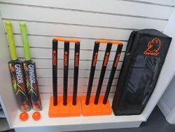 Stock of Cricket Bats, Helmets & Associated Equipment