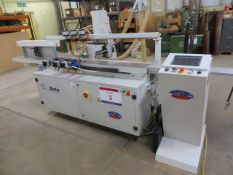 Beta NC chisel mortiser with CNC Serial No. 16839 (2008) (3 Phase)