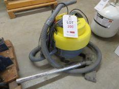 Hepa Victor vacuum cleaner