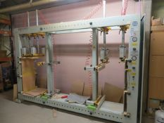Ramarch easy pack dupla 82 twin clamp system Serial No. 121202 (2008) (3 Phase)