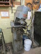 Cooksley turret head tool grinder s/n 3370 (3 Phase)