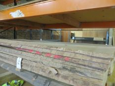 Various timber & wood stock as lotted