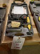 CK Lektro LMT 18 rotary multi tool, serial number 00141