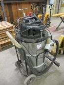 Numatic drum mobile wet & dry vacuum unit model NTD 2003 240V