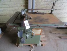 Wadkin Bursgreen Table Saw s/n 20BSW711483 (3 Phase) suitable for spares & repairs