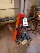 Climax 1000kg pallet truck (spares or repair)