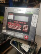 Avery Berkel KL24 Model L117/L217/L227 Intrinsically Safe Weighing System