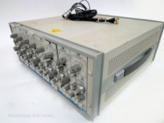 Gould 5900 Signal Conditioner Cage Model CL-810231-01, design to facilitate production of a family