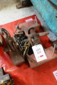 Two assorted lift jibs (Recommended collection period for this lot Wednesday 15th - Friday 17th