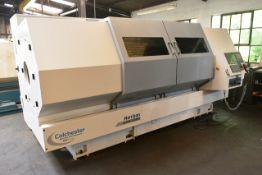 Harrison Alpha 1600XS CNC gap bed SS & SC centre lathe, serial no. XBS015 (2020), Fanuc Series Oi-TF