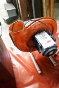 Portable electric extraction fan unit, 240 volts (Recommended collection period for this lot