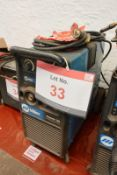Miller Migmatic 383 compact CV-DC mig welder, 3 phase (Recommended collection period for this lot