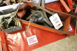 Two assorted puller kits (Recommended collection period for this lot Wednesday 15th - Friday 17th