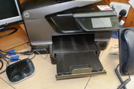 HP Officejet Pro 8600 plus all-in-one print, fax, scan & copy