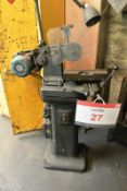 """Clarkson tool & cutter grinder, 330"""" x 110mm table size (Recommended collection period for this lot"""